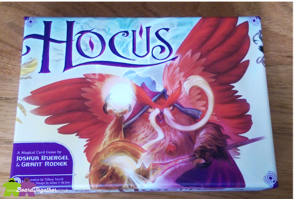 Hocus Box Art